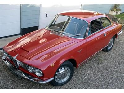 Lot 48 - 1966 Alfa Romeo 2600 Sprint