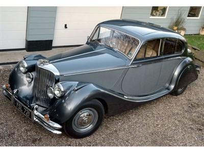 Lot 35 - 1951 Jaguar MK V 3.5 Litre Saloon