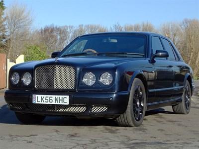 Lot 59 - 2007 Bentley Arnage R