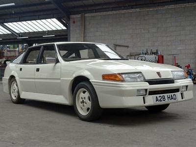 Lot 1 - 1983 Rover SD1 3500 SE
