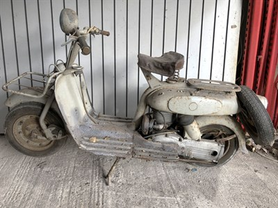 Lot 8-c.1950 Motoconfort Moby