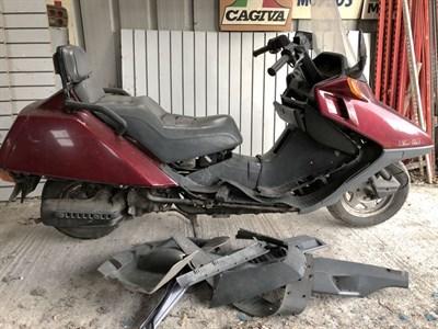 Lot 12-1991 Honda CN250