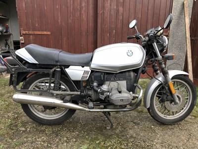 Lot 13-1985 BMW R65