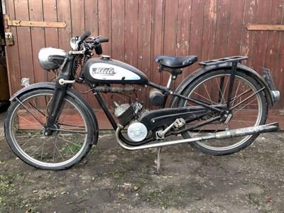 Lot 23-1950 Miele 98cc