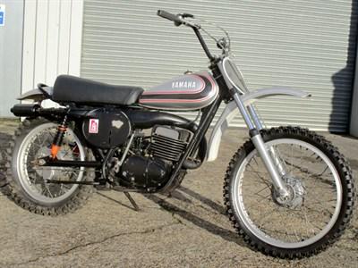 Lot 34-1972 Yamaha RT1 MX