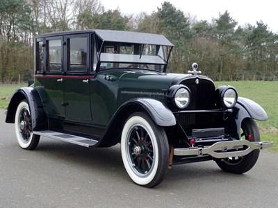 Lot 74 - 1924 LaFayette Model 134 Coupe