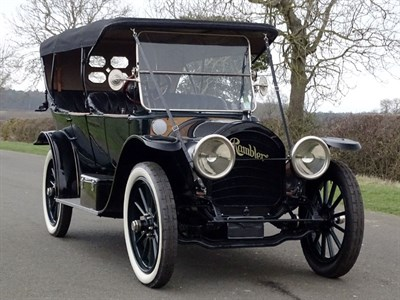 Lot 73 - 1913 Rambler Model 83 Cross Country Tourer