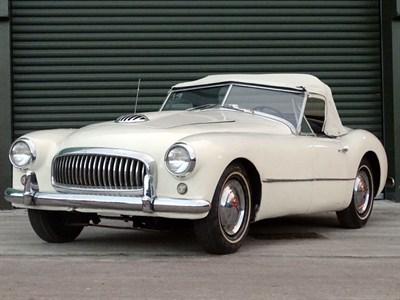 Lot 76 - 1951 Nash-Healey Roadster