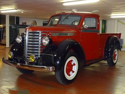 Lot 75 - 1948 Diamond T Model 201 Pickup