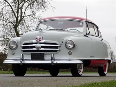 Lot 71 - 1951 Nash Rambler Country Club Custom