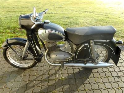 Lot 31-1959 DKW RT 175 VS