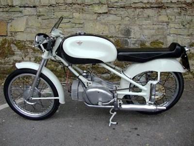 Lot 68-1954 Moto Rumi 125