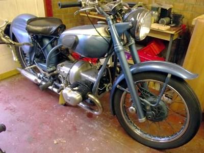 Lot 64-1950 Douglas MK4
