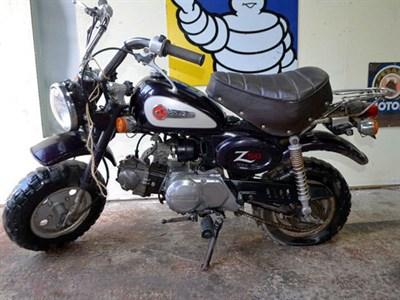 Lot 62-1992 Honda Z50J