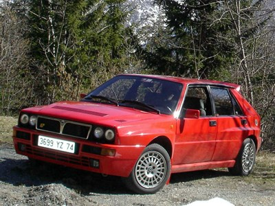 Lot 55 - 1992 Lancia Delta HF Integrale Evolution