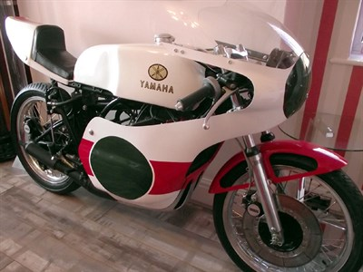 Lot 39-c.1975 Yamaha TZ250