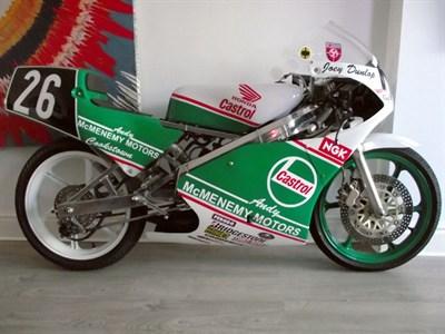 Lot 40-Honda RS125