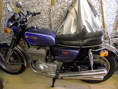 Lot 58-1973 Suzuki GT550