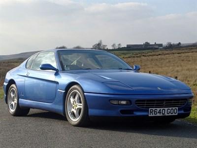Lot 37 - 1994 Ferrari 456 GT
