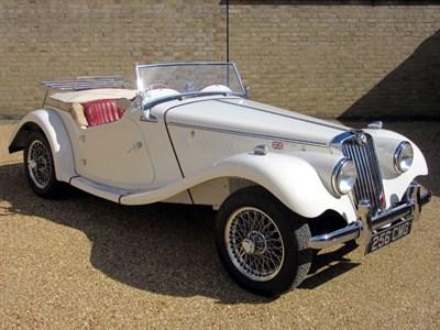 Lot 23 - 1955 MG TF 1500