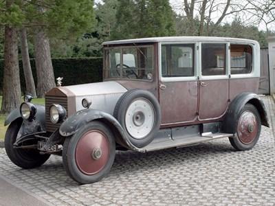 Lot 49 - 1928 Rolls-Royce 20hp Limousine