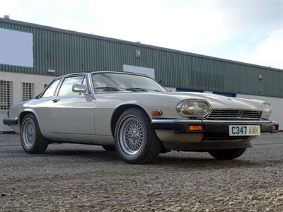 Lot 20 - 1985 Jaguar XJ-SC 3.6