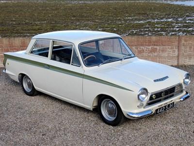 Lot 60 - 1963 Ford Lotus Cortina