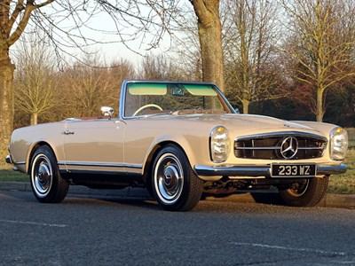 Lot 61 - 1964 Mercedes-Benz 230 SL