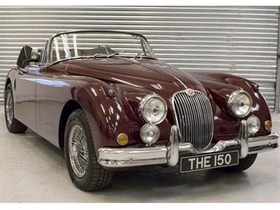 Lot 58 - 1959 Jaguar XK150 SE 3.8 Litre Drophead Coupe