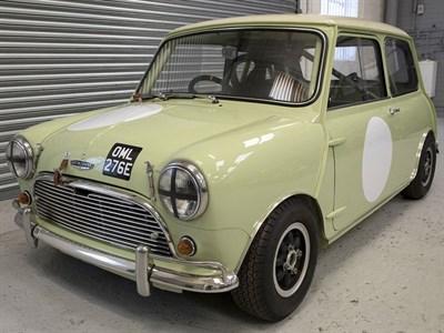Lot 44 - 1967 Austin Mini Cooper