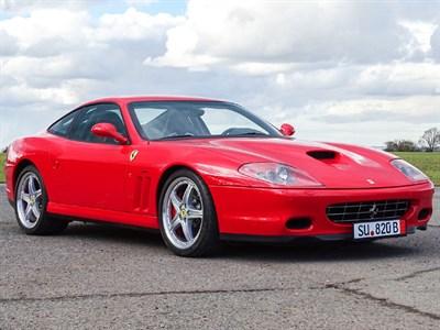 Lot 88 - 2005 Ferrari 575M Maranello 'HGTC'
