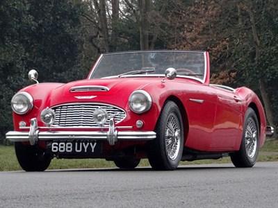 Lot 16 - 1959 Austin-Healey 3000 MKI