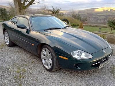 Lot 44-1997 Jaguar XK8