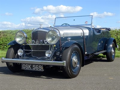 Lot 24-1948 Bentley MK VI Special