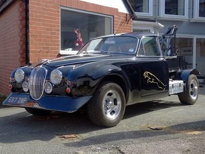 Lot 23-1961 Jaguar MK II Pickup 'The Tandberg'