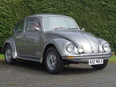 Lot 68-1986 Volkswagen Beetle 1200 L