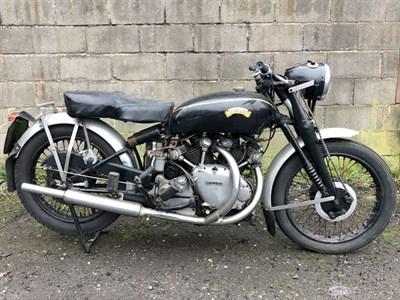 Lot 44 - 1949 Vincent Rapide Series C