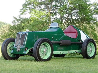 Lot 19-1934/2015 MG PA Supercharged Single Seater