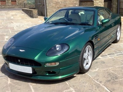 Lot 10-1999 Aston Martin DB7