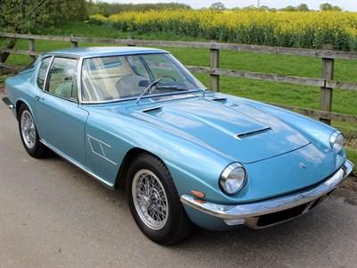Lot 36-1965 Maserati Mistral 3700