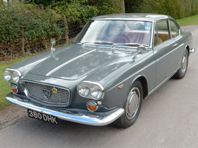 Lot 55-1963 Lancia Flavia 1.8 Coupe