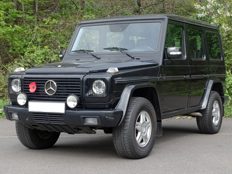 Lot 74-2003 Mercedes-Benz G 270 CDi