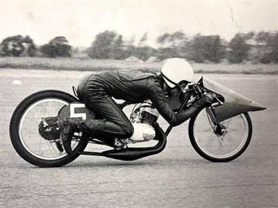 Lot 48 - c.1969 PK-Yamaha 125cc Sprinter