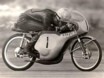 Lot 47 - 1967 Suzuki TR50