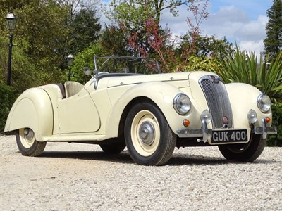 Lot 15-1949 Lea-Francis 14hp Sports