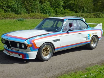 Lot 38-1973/2018 BMW CSL 'Batmobile' Evocation