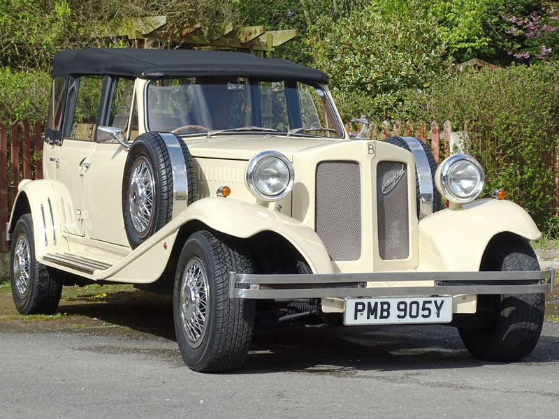 Lot 24-1999 Beauford Series III