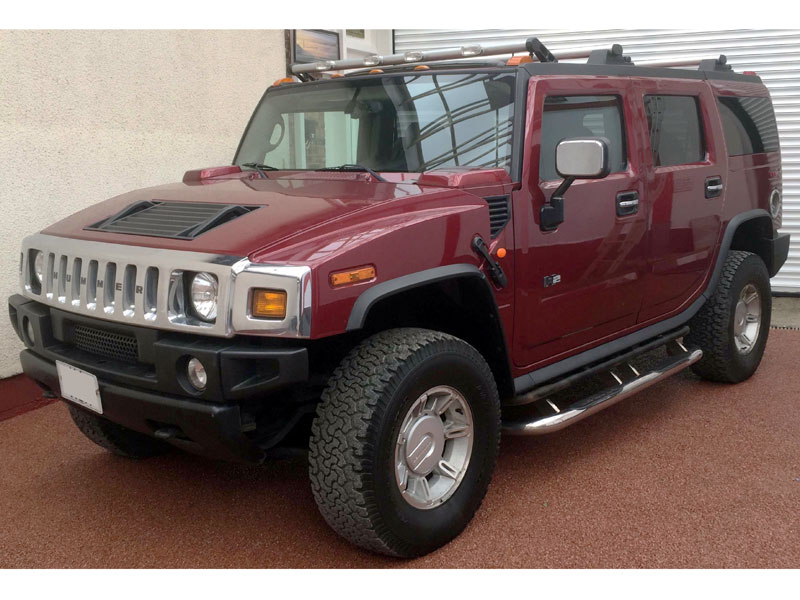Lot 49-2004 Hummer H2