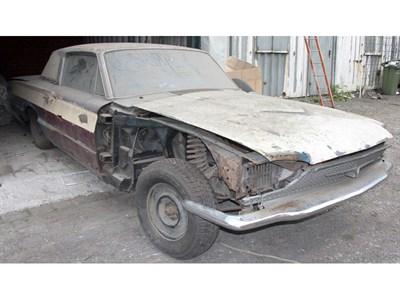 Lot 90-Ford Thunderbird