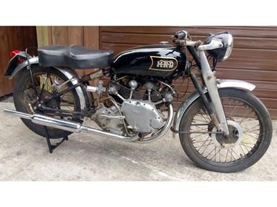 Lot 61 - 1951 Vincent Comet Series C 1000cc